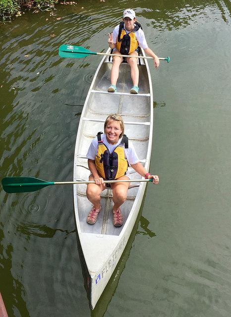 Volunteers at Adventure Team Challenge D.C.