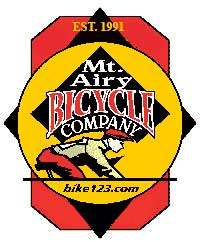 Mt. Airy Bicycle Company logo